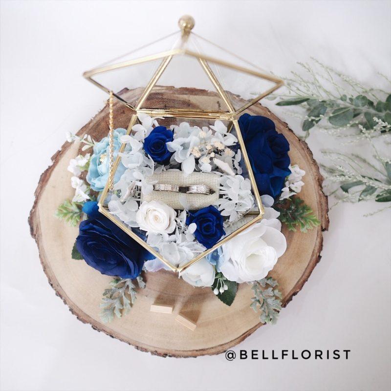 Ring Bearer & Wedding Details