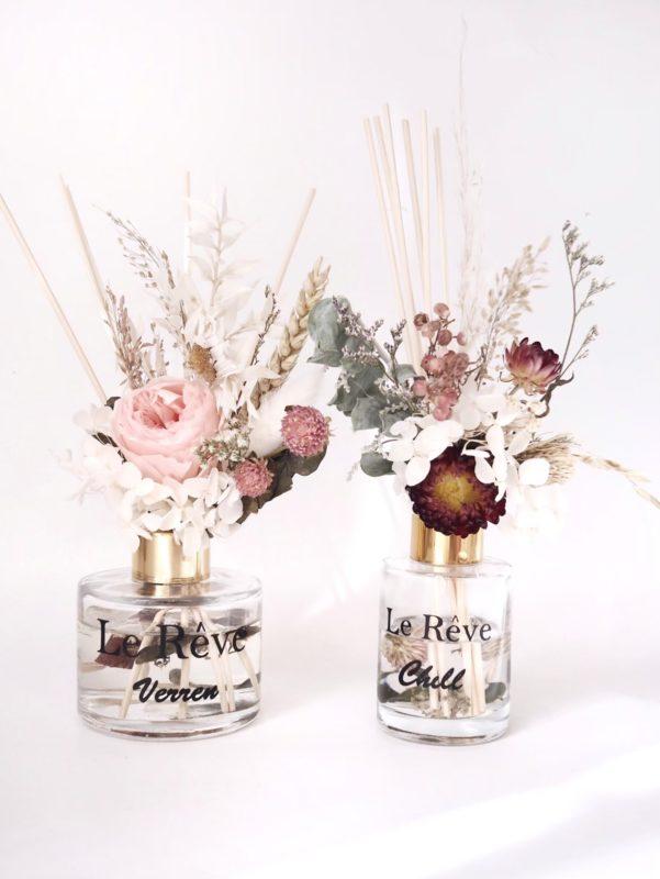 Bell Florist x LeReve Scent